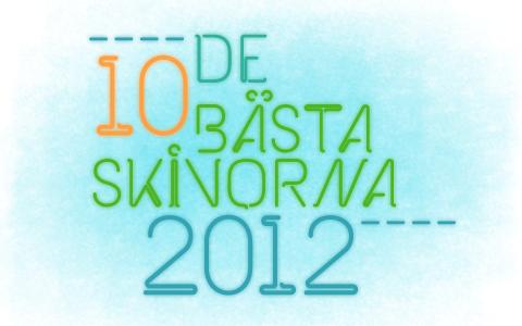Topp 10 Skivor 2011