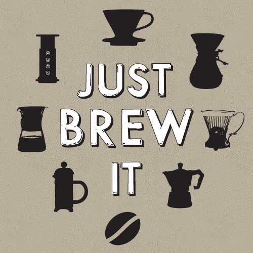 Just Brew It - design Oskar Dahlbom