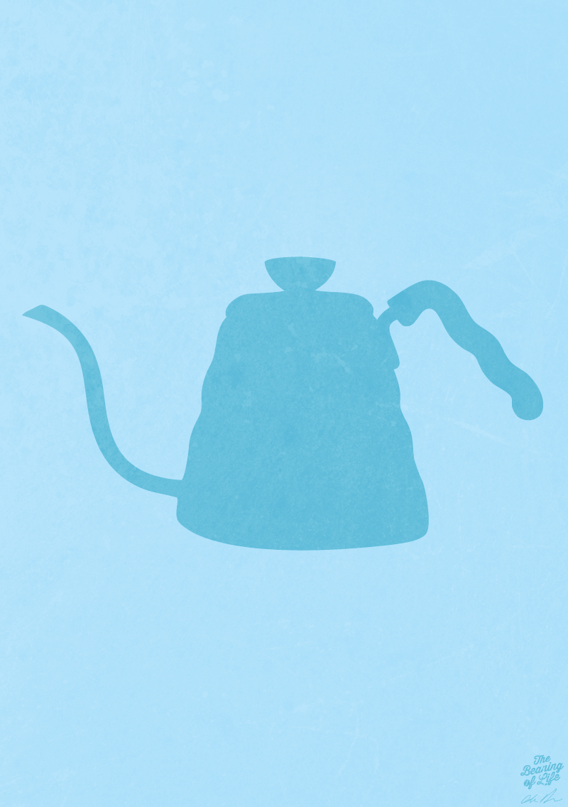 The Brew Series: HARIO KETTLE
